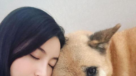 林夏薇愛犬金豬患病曾擔心得崩潰痛哭 一時感觸創作新歌呼籲勿棄養動物