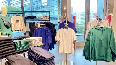 H&M最新男裝款式撞款醫生手術衫引網民熱議 Cosplay綠色時尚風格向醫護致敬?