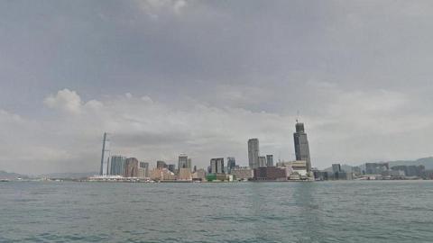 【熱帶風暴圓規】料圓規明早距離香港400公里掠過風力增強 天文台考慮今午4時至6時改發8號風球