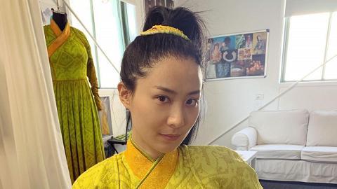 陳法拉剪短髮法式瀏海被彈剪到一忽忽 新髮型女神美貌減齡網民反嘲:自己剪成咁?
