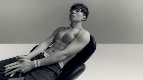 Ian陳卓賢任Calvin Klein秋冬系列最新代言人 MIRROR第三位成員大騷肌肉拍內褲廣告