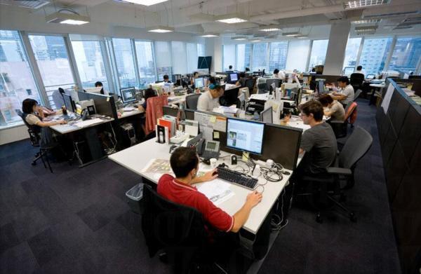 以下6大辦公室騎呢行為,大家有無做過?