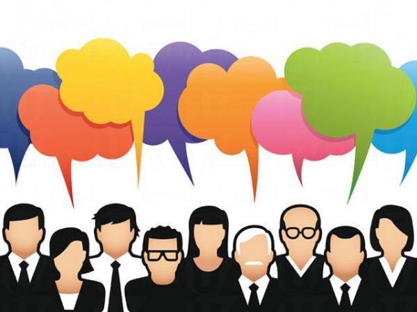打工仔工作壓力大,連講說話亦要小心。