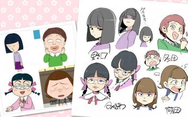 連小渚同學都變成氣質美女!(圖片來源: POPQN pixiv)
