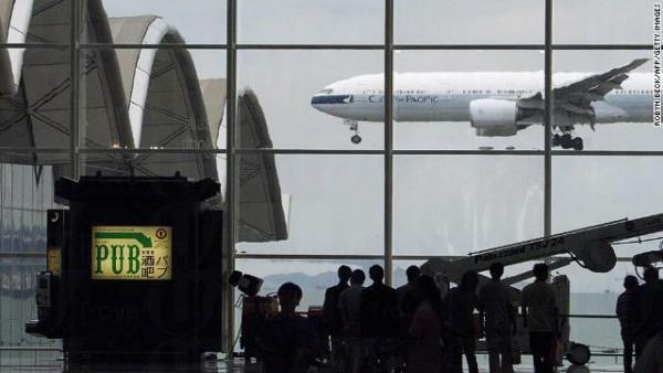 香港國際機場屢獲大獎