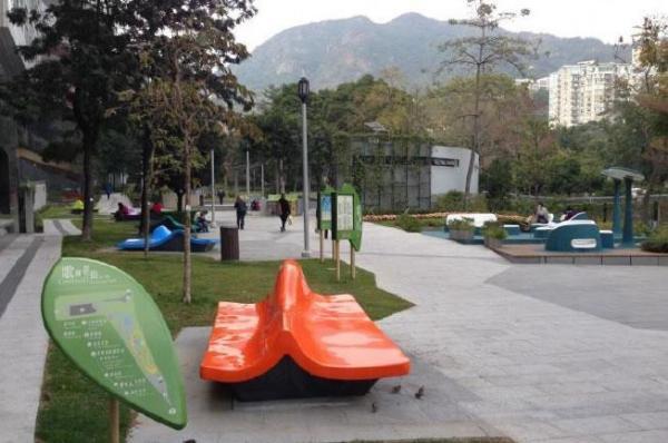 九龍塘歌和老街公園