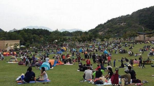 觀塘佐敦谷公園