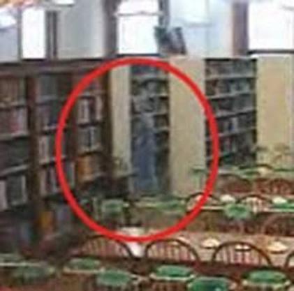 美國鬧鬼圖書館 - Willard圖書館