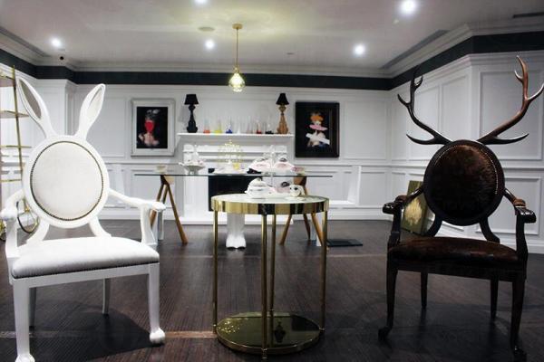 家具部風格的夢幻家居空間。