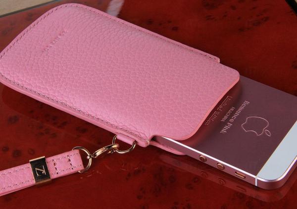 粉紅iPhone 6 接受訂購 圖:ZG HIT