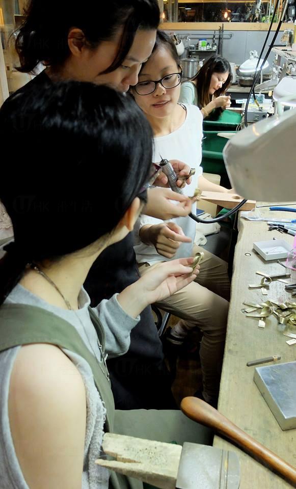 圖:Grass Hill Jewelry 草山金工facebook