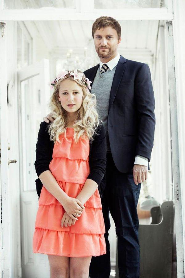 挪威一名12歲女孩Thea在自己的blog上宣布將在本週六(10月11日)嫁給37歲男子Ge