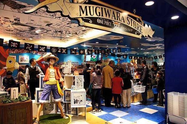 One Piece – 香港的One Piece粉絲,目前只能到日本或台灣搶精品。