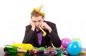 4. 可能是工作太疲累的關係,體力和活力已大不如前,玩派對無法像以前那樣投入了。