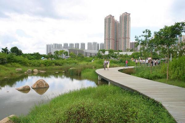 6. 天水圍人不常去濕地公園