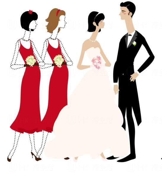 不滿禮服易走光 姊妹婚宴前甩底