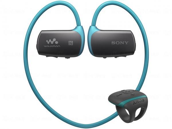 Sony 運動專用防水Walkman NW-WS615  ¥18,300 - ¥19,980 (約港幣$1200-1300) (2014年11月8日上市)