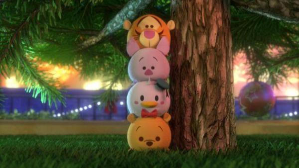 Disney Tsum Tsum推出CG動畫短篇