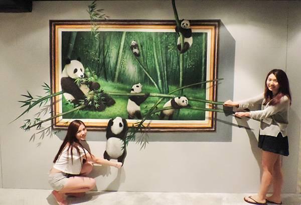 香港3D藝術館