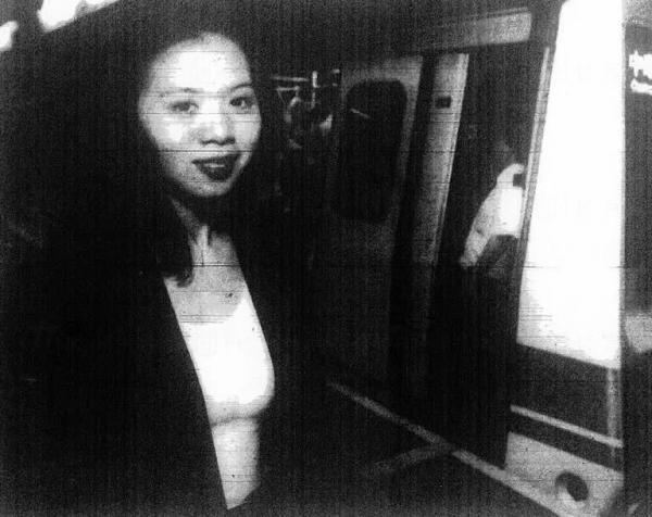 陳如茵(Cheri Chan),1994年南華早報圖片