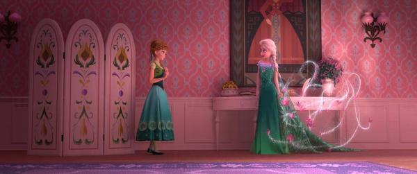 《Frozen Fever》劇照