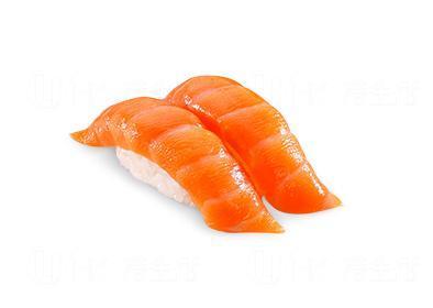三文魚壽司 (圖: 元氣壽司)