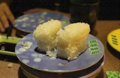 白飯壽司(圖:網絡大典)