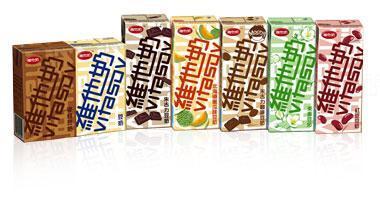 維他奶(網上圖片)