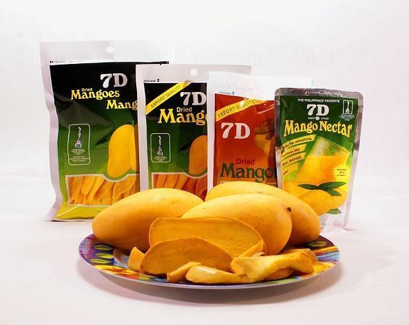 芒果乾(網上圖片)