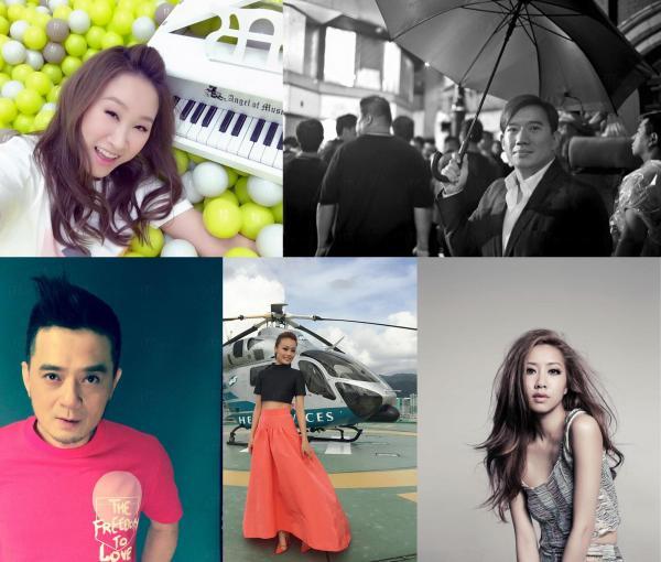 六月壽星,你與邊位香港名人同一日生日?
