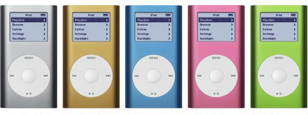 iPod Mini(圖:Apple)