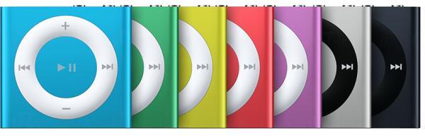 iPod Shuffle(圖:Apple)