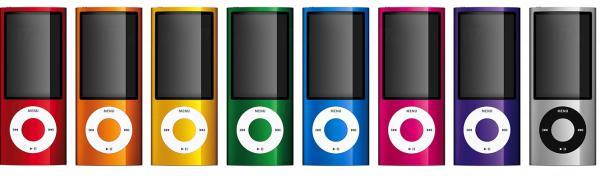 iPod Nano(圖:Apple)
