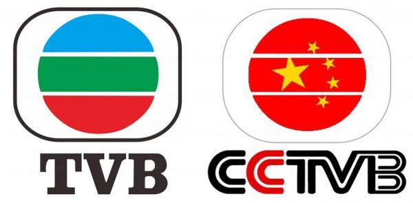 TVB vs CCTVB(圖:網絡大典)