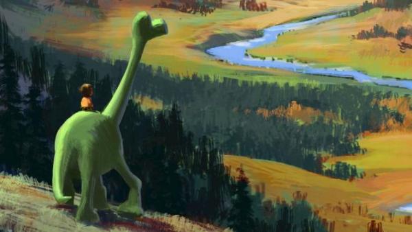 The Good Dinosaur(圖:pmcvariety.files.wordpress.com/)