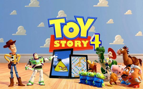 Toy Story 4  (圖:comicbookmovie)