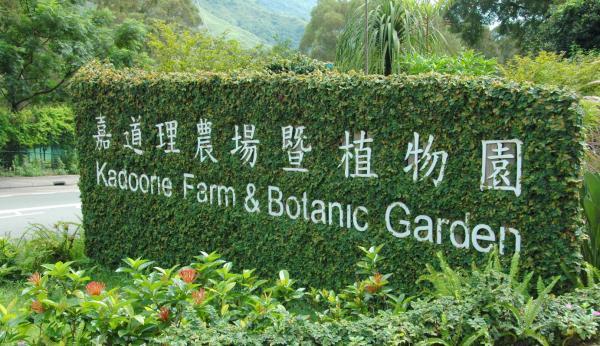 fb@嘉道理農場
