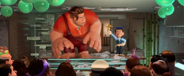 《無敵破壞王》(圖:youtube@Walt Disney Animation Studios)