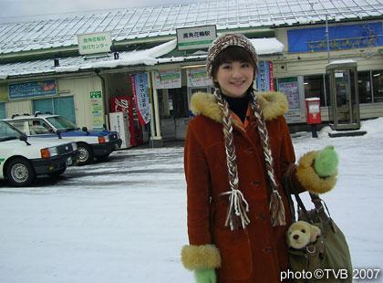 裕美變臉前(圖:TVB)