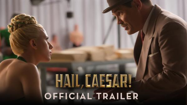 Hail, Caesar! 《凱薩萬歲!》 (圖:youtube@Universal Pictures)