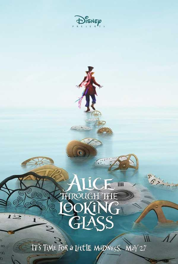 Alice Through the Looking Glass(圖:http://www.cinemablend.com/)