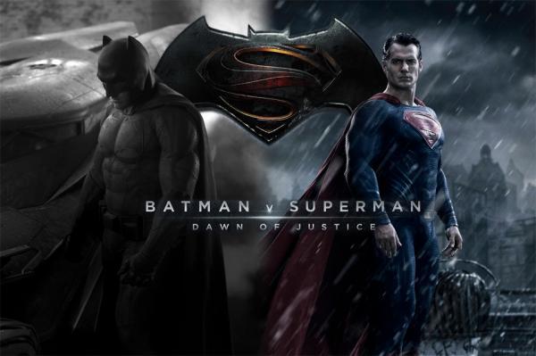 Batman V Superman: Dawn of Justice 《蝙蝠俠對超人:正義曙光》 (圖:http://source.superherostuff.com/)