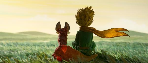 長大後稍微看懂了 更似成人童話的《小王子》