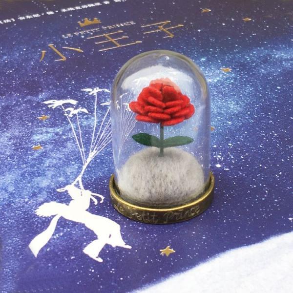 圖: FB@PaulHei Gift 希保羅精品店 自製小王子花 DIY材料包 $68