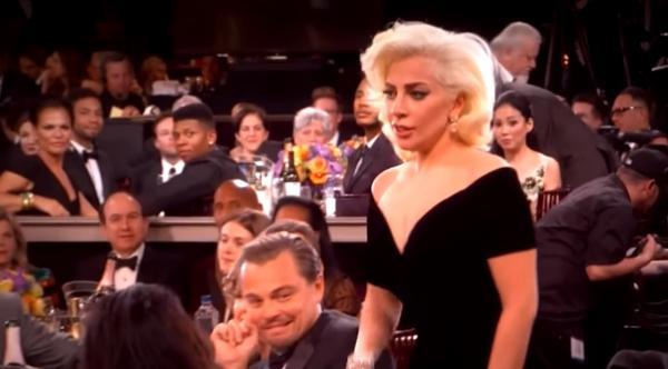 Gaga行過那刻在想什麼?李安納度回應金球獎變臉真相