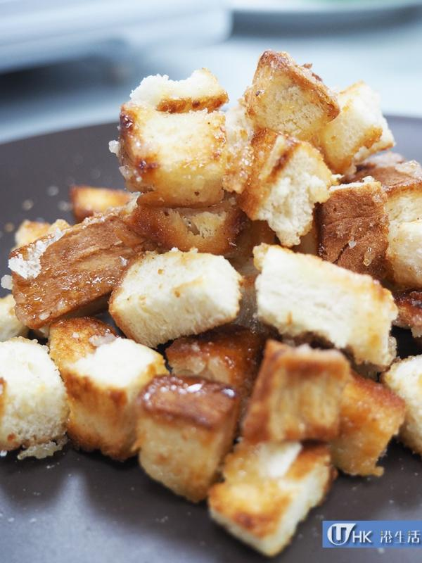 10分鐘料理!簡易野餐小食「焦糖麵包脆脆」