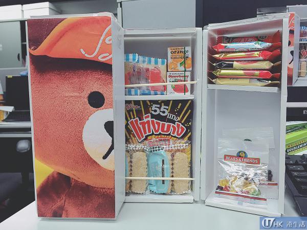 生日要送這個!跟日韓女生學製「零食小冰箱」(附教學)