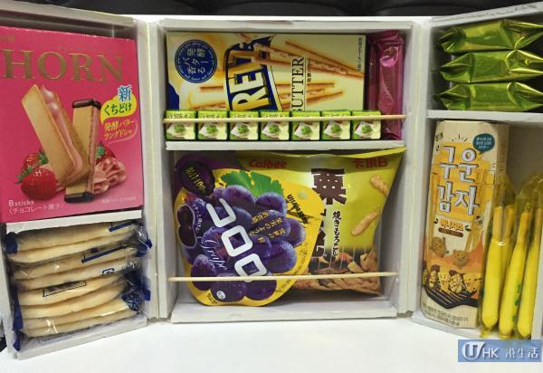 跟日韓女生學製「零食小冰箱」(附教學)