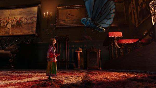 《愛麗絲夢遊仙境2》