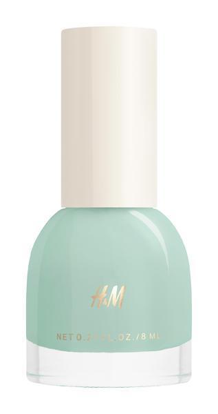 逾180色指甲油任揀!H&M下月推彩妝品